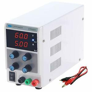 Dc Power Supply Variable 60v 5a Switching Regulated 3 60v 5a 3 digits Display