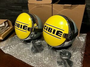 Cibie Hood Lights With Covers Brand New For Porsche 911 And 914