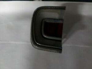 1968 Plymouth Barracuda Taillight Rh Tail Light Passenger Side