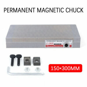 6x6 6x12 6x18 Magnetic Chuck Permanent Magnet Work Holding