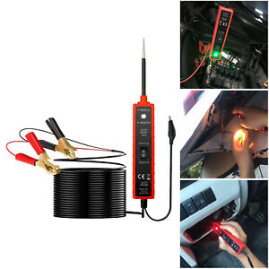Automotive Digital Power Probe Circuit Electrical Tester Test Device System