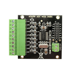 Ads1256 24 bit High Precision Adc Data Acquisition Analog To Digital Converter