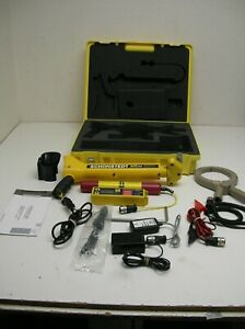 Schonstedt Xtpc 33khz And Sonde Cable pipe Utility Line Tracer Magnetic Locator
