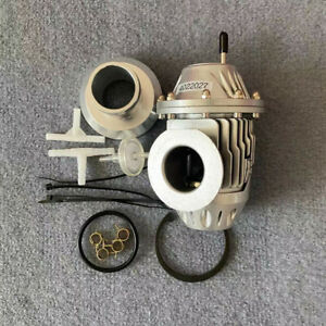 Oem Universal Hks Ssqv4 Bov Super Sequential Iv Turbo Blow Off Valve 4 New Silve
