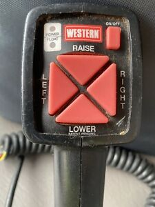 Western Cab Command Electronic Snow Plow Controller 6 Pin 80168 5