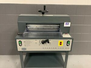 Challenge Spartan 150sa 15 Paper Cutter 2008 Professionally Serviced