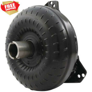 Drag Racing Transmission Torque Converter 3200 3500 Rpm Stall Speed Th 350 400