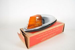 Vintage Arrow No 39 Amber Roof Marker Clearance Or Fender Light New Nos