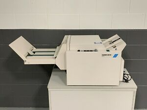 Plockmatic Bm60 Bookletmaker Professionally Serviced Tested W Warranty