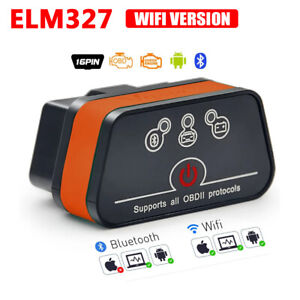 Vgate Icar2 Elm327 Wifi Obd2 Scanner Diagnostic Tool For Ios Android Code Reader