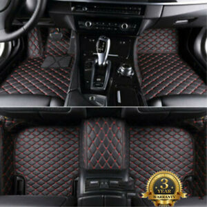 For Chrysler 300 300c Car Floor Mats Carpets Luxury All Weather Covered Car Rugs