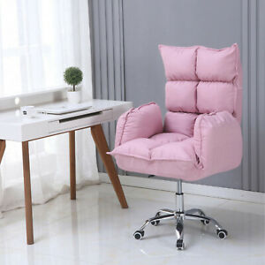 Confortable Computer Chair Adjustable Height backrest Angle Modern Style Sofa