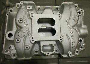 Offenhauser 455 400 Buick Intake Manifold Stroker Gs Stage 1 Etc 5874 Gsx Hiperf