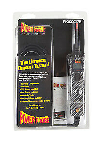 Power Probe 3 Pp3cscarb Circuit Tester Carbon Power Probe 3 Voltmeter Bare Tool