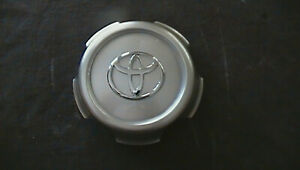 Fits Toyota Center Caps Hubcaps Land Cruiser Silver 1998 2002 69380 1pc