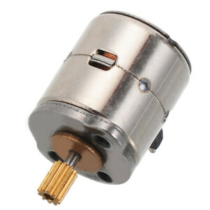 Mini Micro Small 8 9 2mm 2 phase 4 wire Stepper Motor With Copper Gear Tool