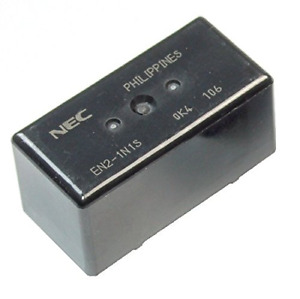 Nec En2 1n1s Automotive Twin Relay 12v Dc 35a Switching Current H Bridge