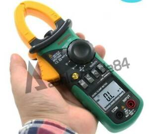 Mastech Professional Ms2108a Ac dc Current Clamp Meter Backlight New