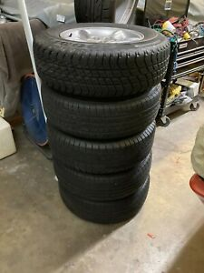 1998 2002 Jeep Grand Cherokee 5 9 Limited Ultrastar 16 Wheels And Tires