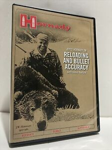 Hornady 99237: Joyce Hornady Training Video on Reloading and Bullet Accuracy $19.00