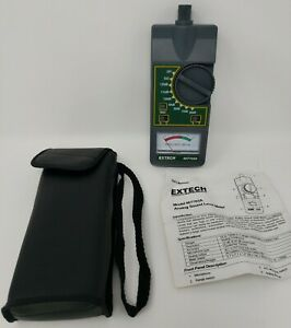 Extech 407703a Analog Sound Level Meter 54 To 126 Db