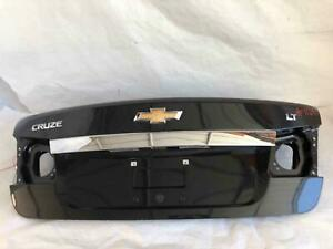 Chevrolet Chevy Cruze 2013 Trunk Lid Shell Decklid Hatch Tailgate Fits 2011 2016