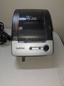 Brother P touch Ql 500 Thermal Label Printer As Is