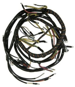 New Main Engine Wiring Harness 1955 Ford Pickup Truck 8 Cylinder
