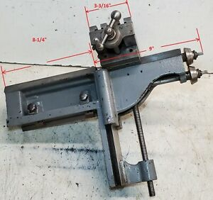 Hardinge Cataract Lathe To Bench Miller Mill Conversion Table Knee