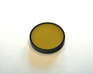 Oriel Instruments 25 Mm Drop In Microscope Filter Dichroic Pn 57893 2 dhw