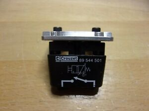 Crouzet 89 544 501 Pneumatic Control W Mounting Plate