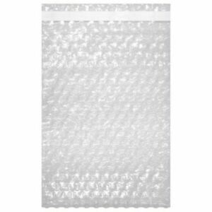 12 X 15 5 Bubble Out Pouches Bags Wrap Cushioning Self Seal Clear Protective