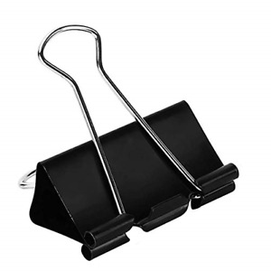 Extra Large Binder Clips 36 Pack 2 Inch Big Paper Clamps For Office Supplies