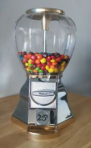 10 Brand New Sealed Vendmax Deluxe Candy Vending Machines M m Skittles Mints