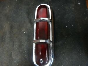 1951 52 Packard Tail Light Assembly