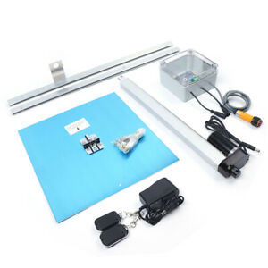 Usa Heavy Duty Automatic Chicken Coop Door Opener Timer Operated Complete Kit