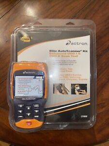 Elite Auto Scanner Kit Actron Enhanced Obd I Obd Ii Can Scan Tool Cp9690
