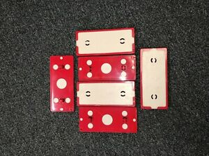 Zipwall Non skid Plates Packet Of 6 Each Plates