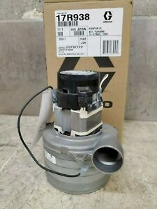 Graco Turbine For Paint Sprayer 17r938 Used Great Condition