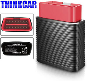 Thinkdriver Car Obd2 Scanner Bluetooth All System Abs Srs Tpms Immo Oil Reset 2