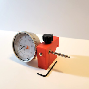 South Bend 9a 10k Lathe Z Axis Indicator Mount 3d Printed Part For Vintage Lathe