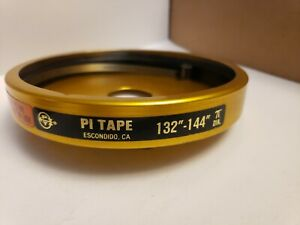 Pi Tape Periphery 132 144 Quality Inspection 1 2 Inch Wide Tape Measure