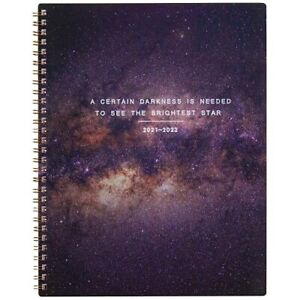 2021 2022 Planner Academic Monthly Planners July 2021 To Dec 2022 Purple