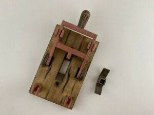 Frankenstein Light Switch Plate Cover Knife Switch Single Switch Wood $19.88