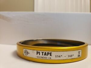 Pi Tape Periphery 156 168 Quality Inspection 1 2 Inch Wide Tape Measure T9