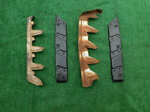 1947 1953 Chevrolet 1 2 Ton Truck Front Grille Support Brackets Behind Grill