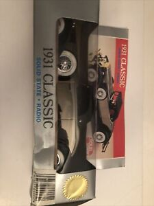 Vintage Solid State 1931 Classic Antique Car Radio New In Package