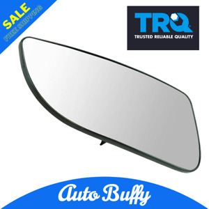 Towing Mirror Spotter Glass Lower Driver Side Left Lh Fits Ram Pickup Truck New