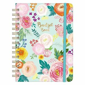Budget Planner Budget Book With Expense Tracker Undated Accounts Book 5 86