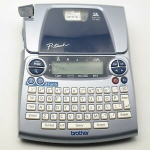 Brother P touch Labeler Home Office Label Maker Pt 1880 Works Great